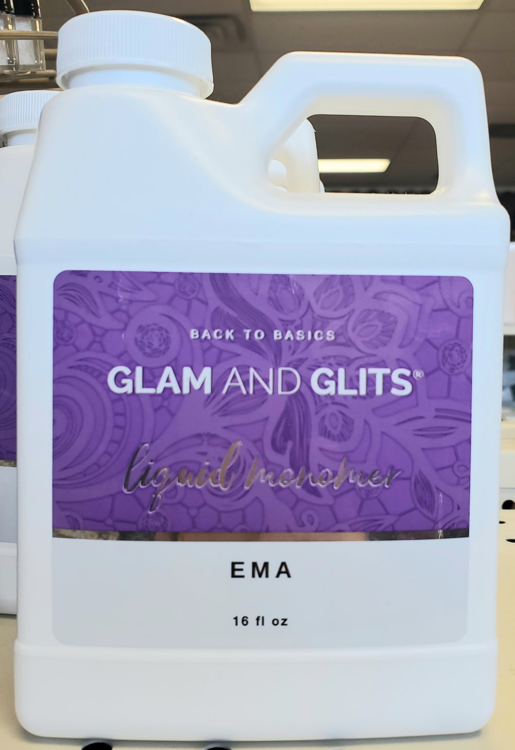 Glam and glits liquid Monomer 16oz