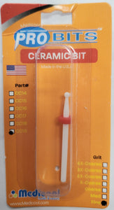 Medicool ceramic cuticle bit -fine