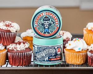Suavecito X Johnny cupcakes pomade-Original hold