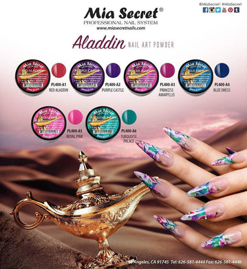 Mia Secret Aladdin Acrylic Collection (6 colors)