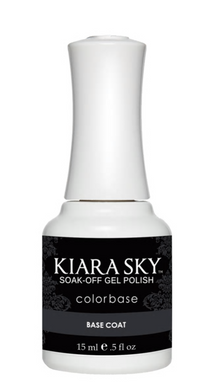 Kiara Sky Gel Base and Top Coats