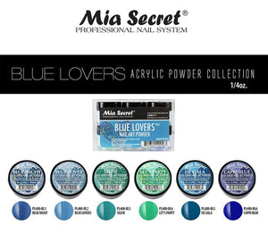 Mia Secret Blue Lovers Acrylic Collection (6 colors)