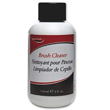 Supernail Brush Cleaner 2oz. / 4 oz.