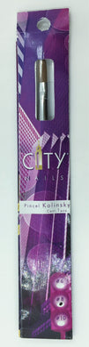 Nail Factory City Nails Kolinsky Brushes (#8 / #10)