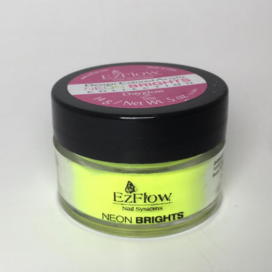 EZ Flow Boogie Nights Neon Brights Collection - Acrylic Powders