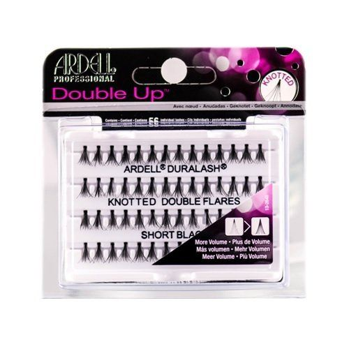 Ardell Double Up KNOTTED Individual Eyelashes