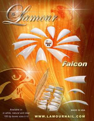 Lamour Falcon Nail Tips