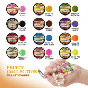Mia Secret Fruity Acrylic Collection (12 colors)
