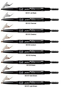 J.cat Perfect Duo Brow Pencil