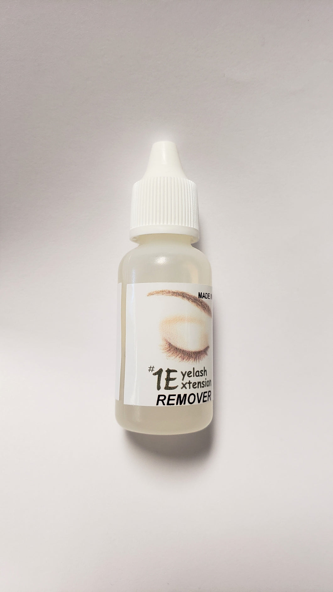 #1 Eyelash Extension Glue Remover