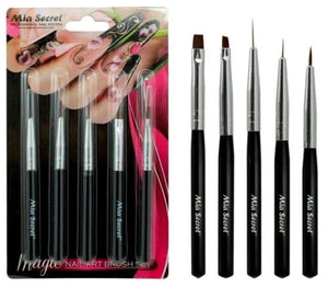 Mia Secret Magic Nail Art Brush Set