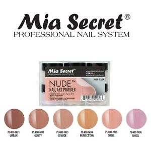 Mia Secret Nude Acrylic Collection (6 colors)