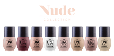 Lac Cover One Shot Nude Collection (8 colors)