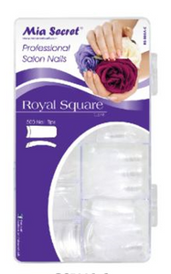 Mia Secret Royal Square Nail Tips