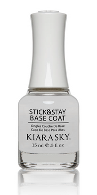 Kiara Sky Nail Lacquer Base and Top Coats