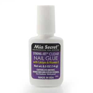Mia Secret Strong Jet Clear Nail Glue