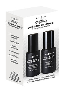 Young Nails Caption Conversion Art Screen Kit