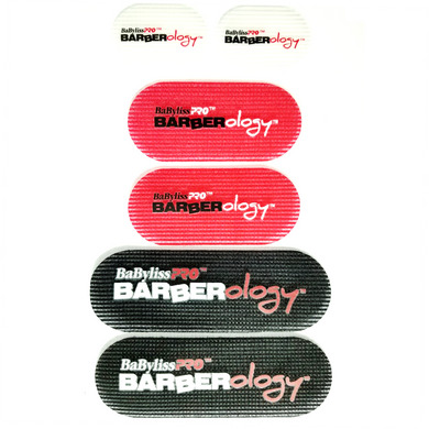 BaByliss Pro BARBERology Hair Grippers (6 pack)