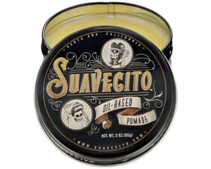 Suavecito Oil-Based Pomade 3oz
