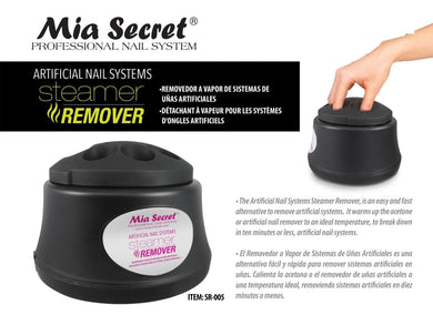 Mia Secret Artificial Nail Systems Steamer Remover