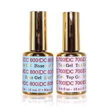 DND DC No-cleanse Top, Top & Base Coat