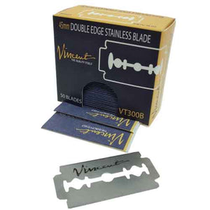 Vincent Double Edge Blades
