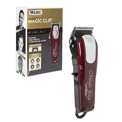 Wahl 5 Star Cordless Magic Clip