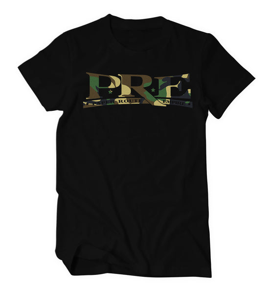 Limited Edition Paper Route Empire (Black CAMO)
