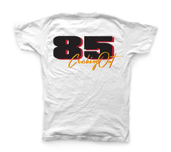 Paper Route MotorSport 901 Shirt (White)