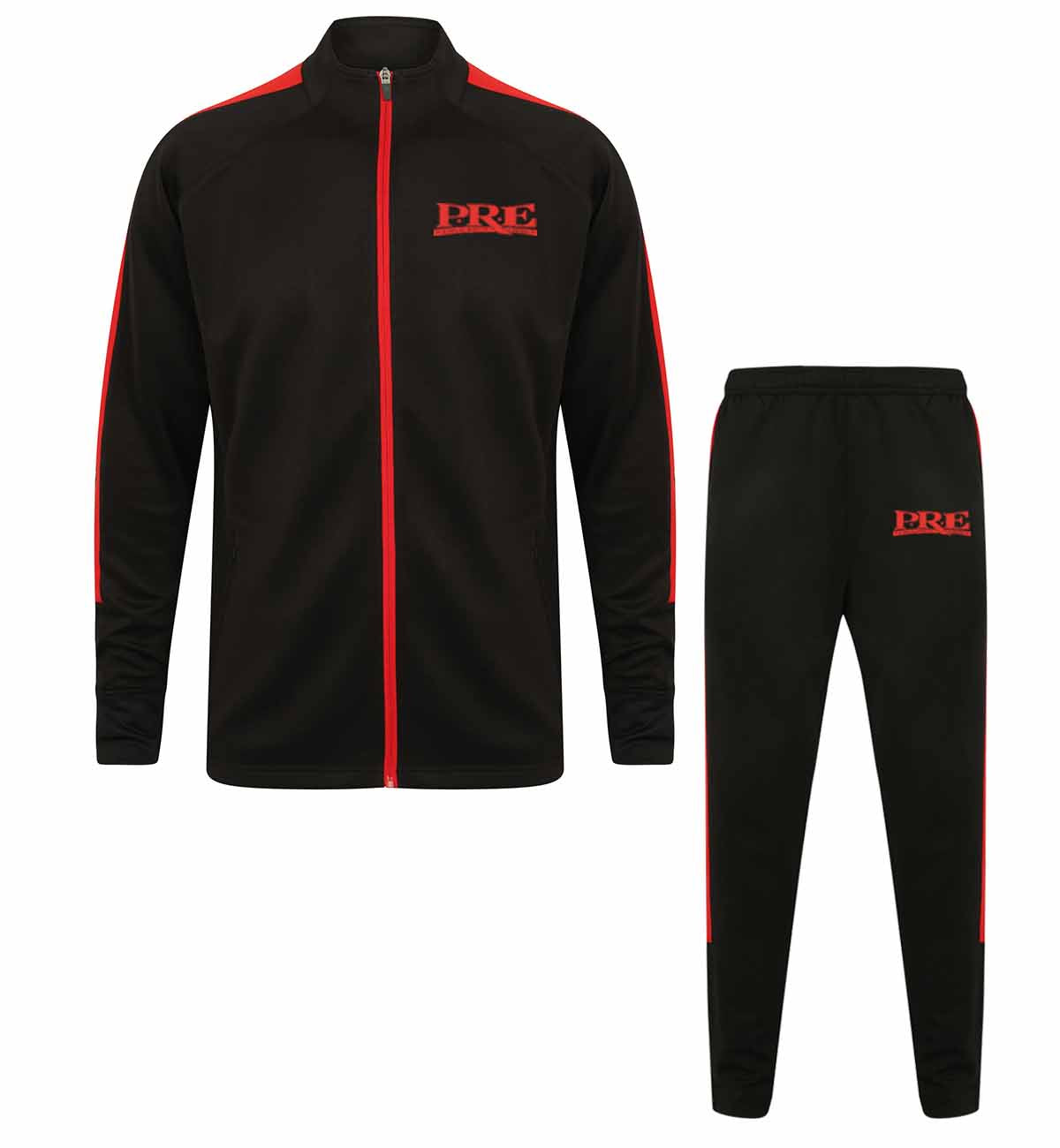PRE Track Suit (Red)