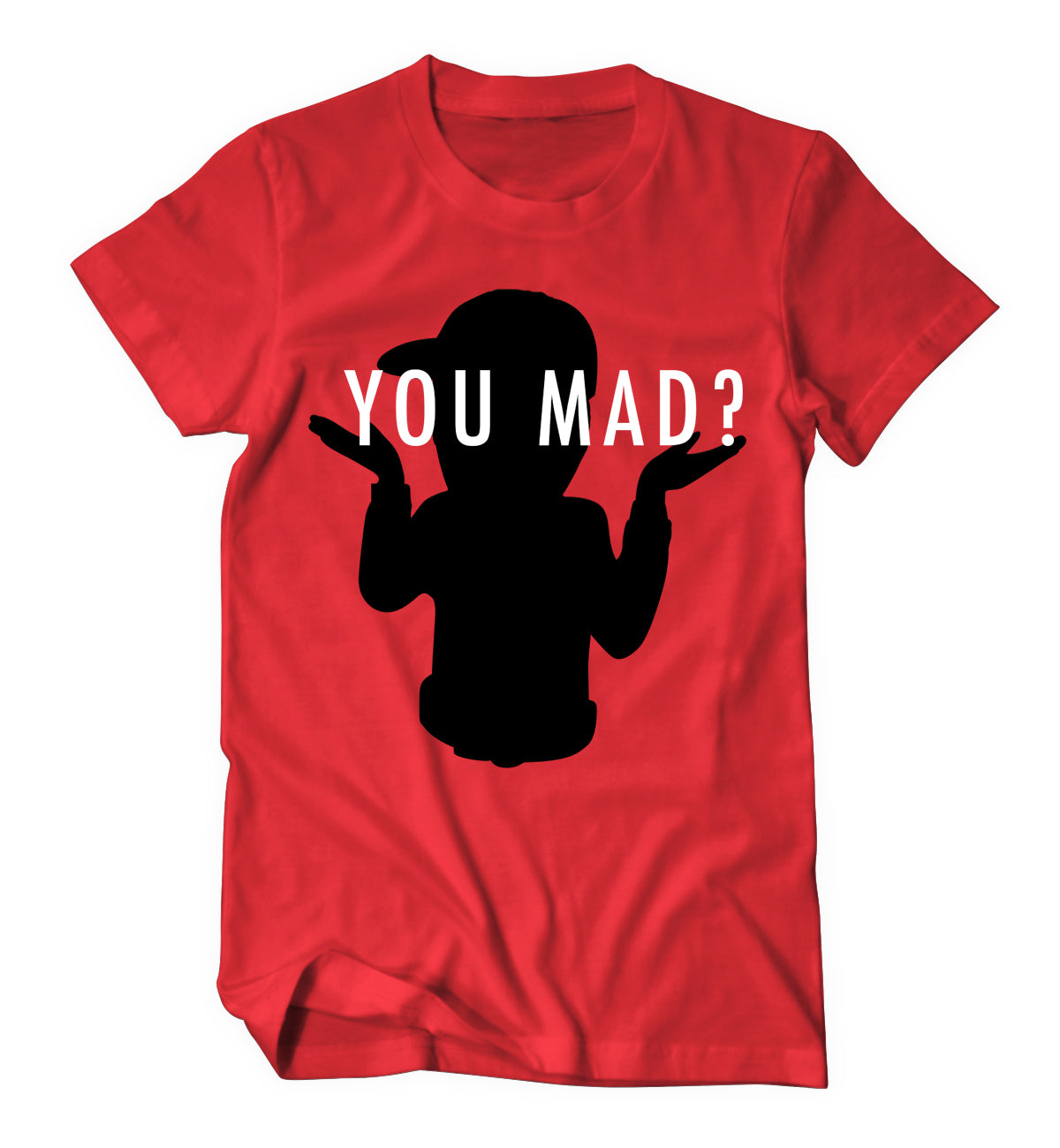 You Mad? (Red Shirt) + Digital DL