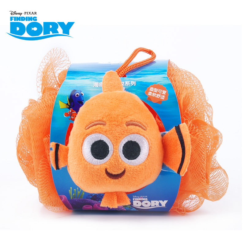 Durable Soft Cute Baby/kids Shower Sponge, Finding Dory Cartoon Baby ...