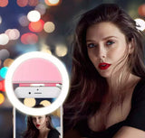 Selfie Ring Light for Smartphone