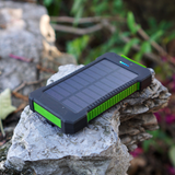 Portable Solar Power Phone Charger