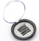 MAGNET LASHES - 2 PAIRS - MAGNETIC FALSE EYELASHES