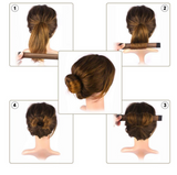 Messy Bun Magic Bun Maker