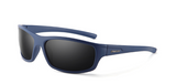 Polarized 3 Point Sunglasses Dark Blue