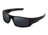 Polarized  Sunglasses Black Wide
