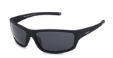 Polarized 3 Point Sunglasses - Black