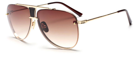 Kim's Aviator Sunglasses