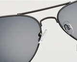 Aviator Black Silver