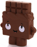 Jumbo Squishy Chocolate Bar