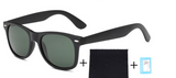 Polarized Classic Sunglasses Matte Black