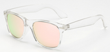 Polarized Classic Transparent Sunglasses