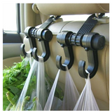 Car Headrest Grocery Bag and Purse Hanger