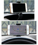 Adjustable Car Dashboard Cell Phone Mount