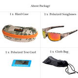 Polarized Outdoor Sport Sunglasses