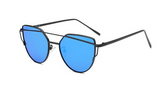 Cat Eye Sunglasses Blue