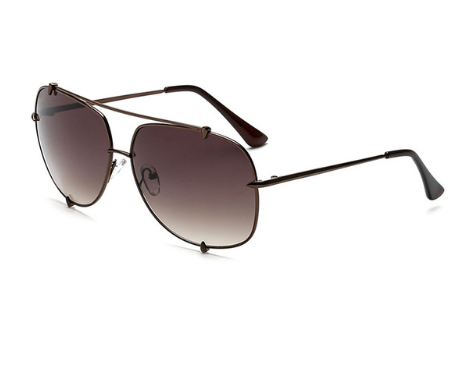 Women's Vintage Pilot Oversized Sunglasses