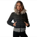 Women's Alternative Down Jacket Black